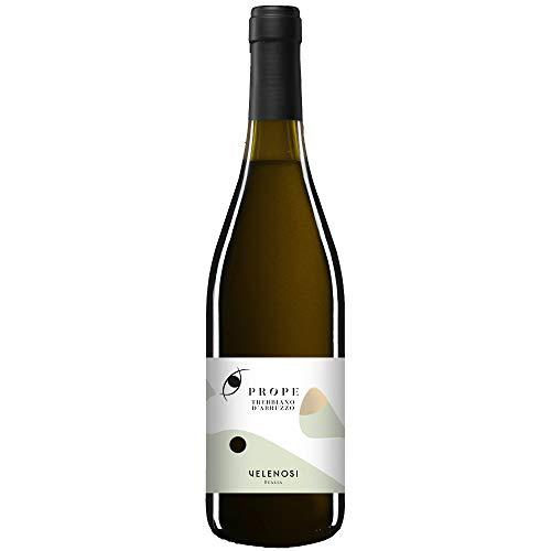 Vino Bianco Trebbiano d'Abruzzo DOC PROPE Velenosi (1 bottiglia 75 cl.)