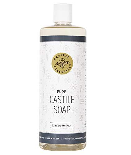 Prairie Essentials Castile Soap Liquid Unscented...
