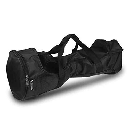 HALAWAKA, borsa per hoverboard, impermeabile, a due ruote, auto-bilanciante, borsa per scooter elettrico da 6,5/8/10 pollici, (Nero solo portatile.), 10 Inch