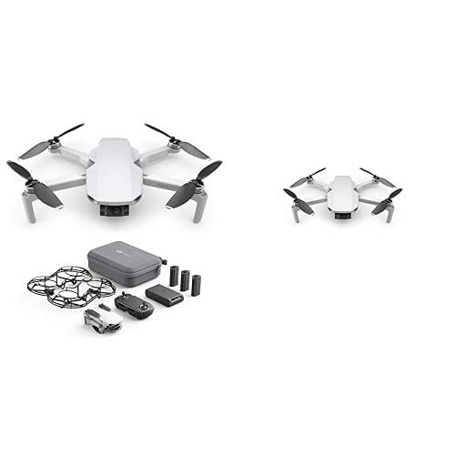 DJI Mavic Mini Combo Drone Leggero e Portatile + DJI Mavic Mini Care Refresh