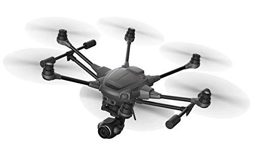 Yuneec Typhoon H Plus 4K Drone con zaino Intel RealSense +
