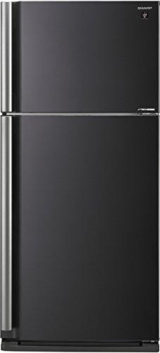 Sharp SJXE680MBK Libera installazione 536L A++ Nero frigorifero con congelatore