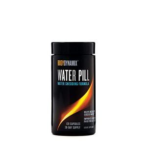 BodyDynamix Water Pill, 120 Capsules, Helps Regulate Water Balance 5 - My Weight Loss Today