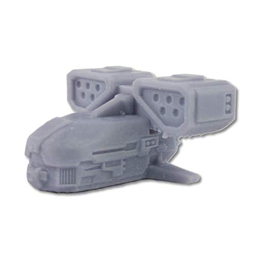 Ironbuta Missile Drone - Miniatura Scifi The Ignis Quadrant 01/024