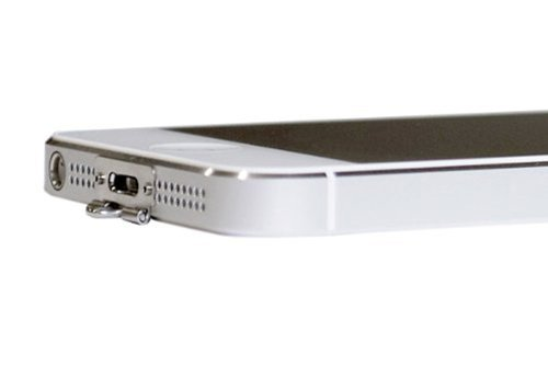 poddities iphone5 ストラップ|NETSUKE(根付) for iPhone5 (シルバー・銀・silver)