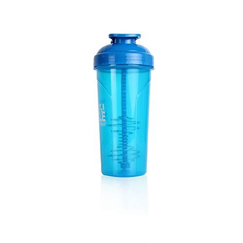 Fitkit Classic Bottle Shaker 700ml(Grey/Black)