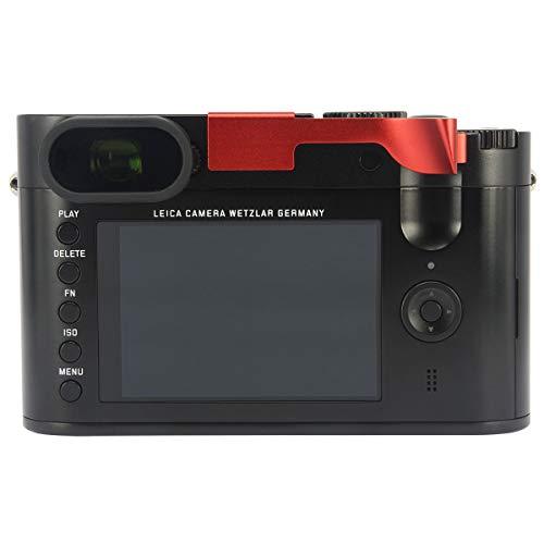 Haoge THB-LR 親指アップグリップ 赤 サムレスト レッド 各社カメラ対応 サムグリップ 親指アップグリップ Leica Q Q-P QP Typ116 TYP 116