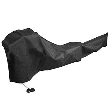 ZSooner Housse pour rameur - Durable - Anti-rayures - Étanche - Anti-poussière - Protection UV - Pour rameur