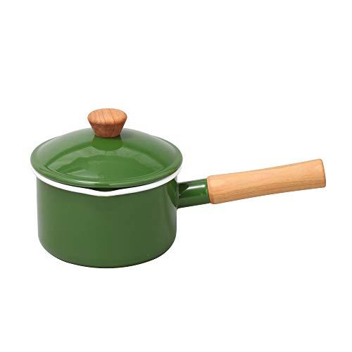 クルール ソースパン 14cm グリーン