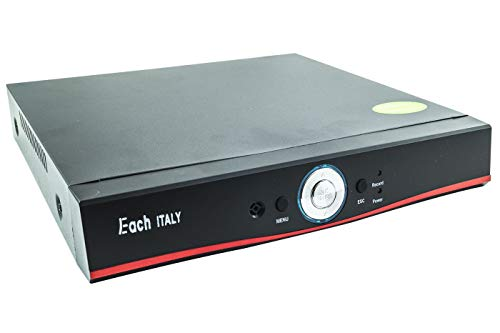 DVR Nvr Ahd Tvi Cvi Videovigilancia H264 HDMI Lan 4Ch Canales Audio Video 9004N
