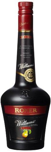 Roner Pera Williams Reserv (1x 0,7l) - Acquavite di frutta Distilleria Artigianale Alto Adige Sdtirol piu premiata d'Italia - 700 ml