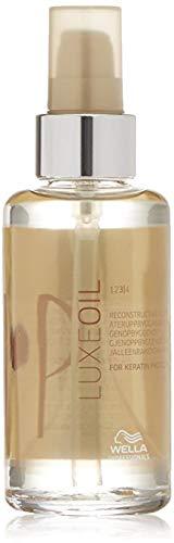 Wella SP System Professional Luxeoil Reconstructive Elixir Haaroil, 1er Pack,...