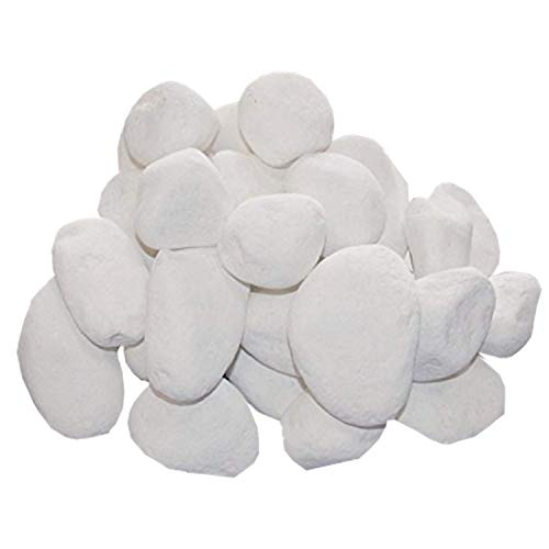 30 decorative stones for gel and ethanol fireplaces