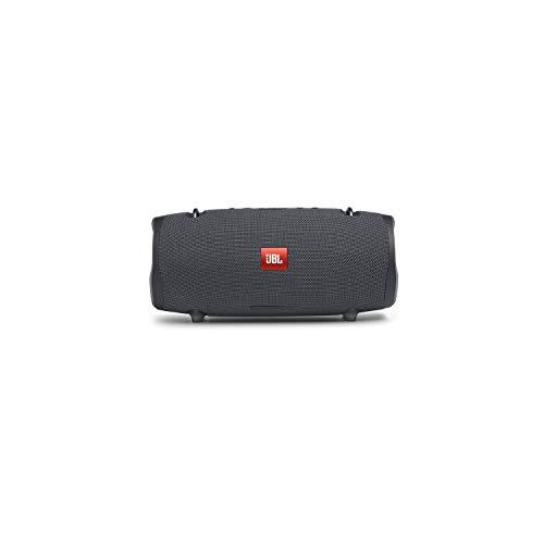 JBL Xtreme 2 Gun Metal – Enceinte Bluetooth portable – Waterproof IPX7 – Autonomie 15 hrs et port USB – Sangle de transport incluse – Gris métal