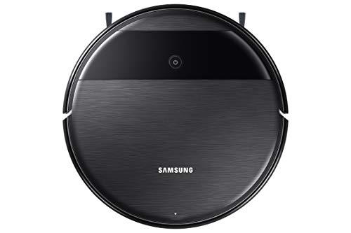 Samsung VR05R5050WK/ET Robot 2 in 1 Aspira e Lava, Motore BLDC 5 W, Wi-Fi Programmabile da Remoto,...