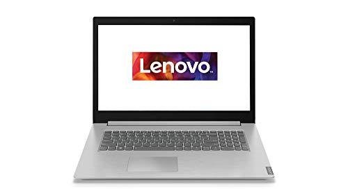 Lenovo IdeaPad L340 Laptop 43,9 cm (17,3 Zoll, 1600x900, HD+, matt) Notebook (Intel Core i3-8145U, 8GB RAM, 512GB SSD, Intel UHD-Grafik 620, DVD-Brenner, Windows 10 Home) silber