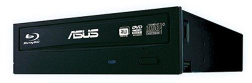 Asus Internal Blu-Ray Combo (12x BD-R (DL), 16x DVD+/-R, BDXL - 90DD0230-B20010 - Black