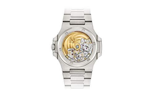 Patek Philippe 5711/1A-010 Automatic Black-Blue Dial Luxury Men's Watch 4