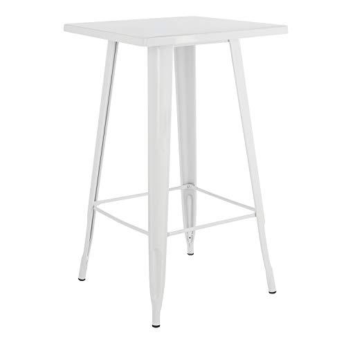 SKLUM Tavolo Alto LIX Bianco - (Scegli Un Colore)