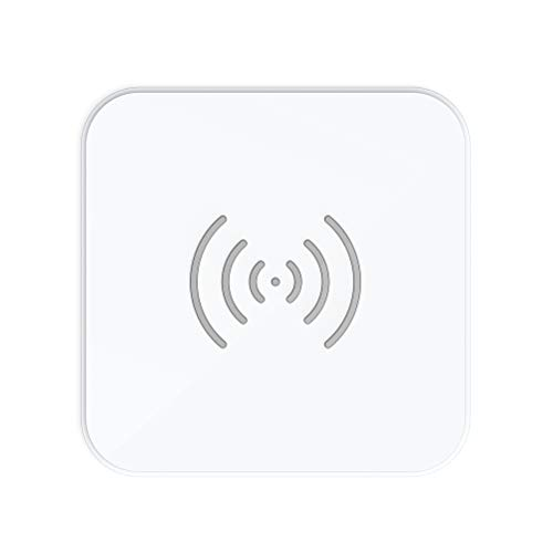 CHOETECH Caricatore Wireless,Caricabatterie Wireless 7.5W Ricarica Wireless iPhone 12 Mini/12 Pro Max/11/11 Pro/XS/XR/X/8 Plus/SE 2,10W Samsung S20/S10/Note 20/S9/S8+/Note 8, 5W Airpods Pro/2,Huawei