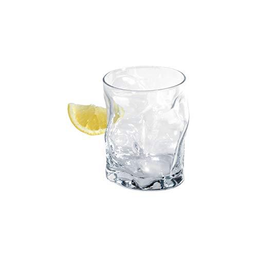 Bormioli - Bicchieri sorgente bassi, 42cl, confezione da 6