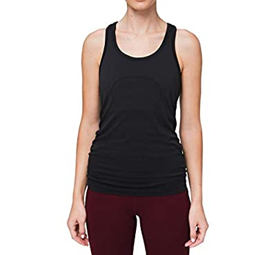 Lululemon designed this anti-stink racerback with running (and sweating) in mind. Silverescent technology, powered by X-STATIC, is anti-stink and keeps your shirt smelling fresh. Lightweight fabric and seamless construction keep you moving freely. Si...
