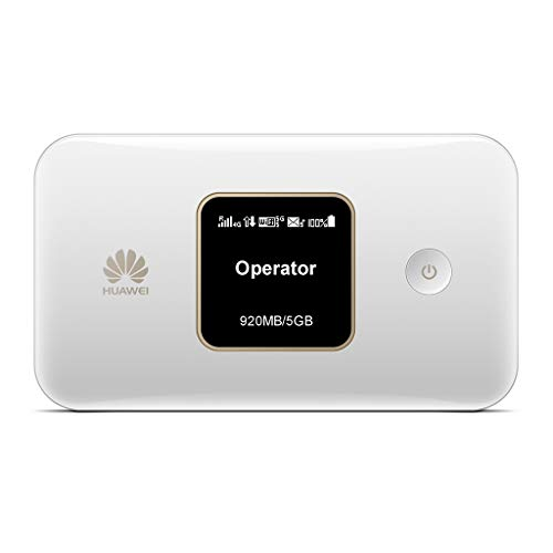 Huawei E5785Lh-22c (White) 300 Mbps 4G LTE Mobile WiFi (4G LTE in Europe, Asia, Middle East, Africa & 3G Globally. 12 hrs Working) Unlocked/OEM/Original from Huawei Without Carrier Logo!