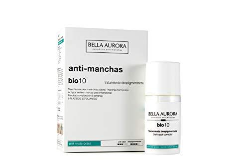 Bella Aurora Tratamiento Anti-Manchas Cara Piel Mixta-Grasa,