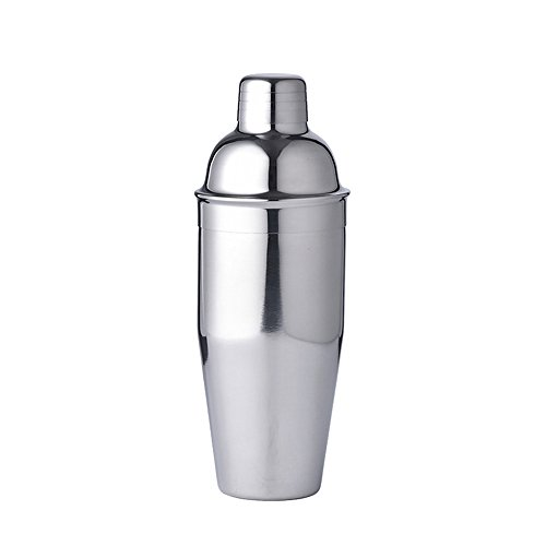 LUCKYGOOBO Cocktail Shaker,24 oz Martini Shaker,18/8 grade Stainless Steel
