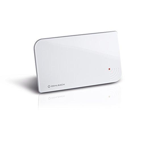 Oehlbach Scope Vision DVB-T2 HD Antenne - Digitale Zimmerantenne - USB Strom - Aktiv DVB-T-Verstärker - Innenantenne, Testsieger - Weiß