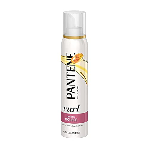 Pantene Pro-V Curl Defining Hair Mousse Maximum...