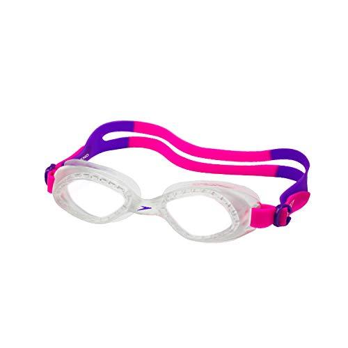Óculos de Natação Legend, Speedo, Transparente Cristal