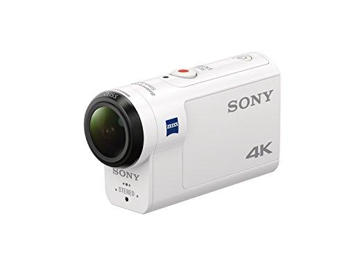 Sony FDRX3000/W Underwater Camcorder 4K, White