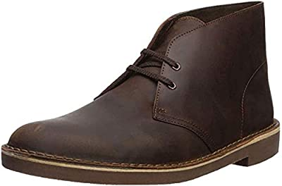 The finish or polish on these boots show marks which are not scratches It has a full grain leather sockliner that delivers plush comfort to feet.Chukka boot silhouette , Two eyelet lace-up front , Cushioned insole Upper material - suede. Lining mater...