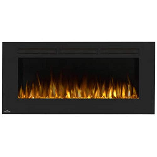 Napoleon NEFL50FH Allure Linear Wall Mount Electric Fireplace, 50'