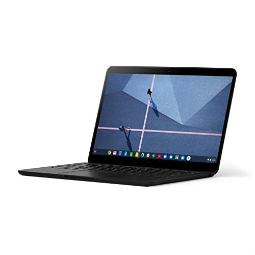 Google Pixelbook Go - Lightweight Chromebook Laptop - Up to 12 Hours Battery Life[1] Touch Screen Chromebook - Just Black