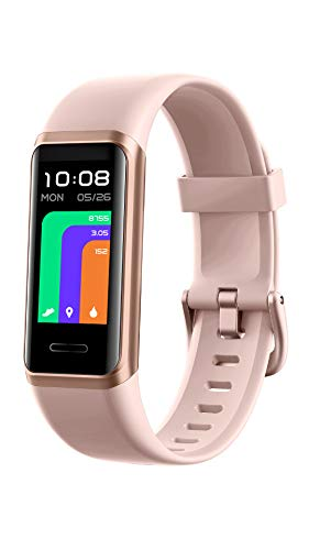 YAMAY Fitness Tracker 2021 Version, Watches for Women Men...