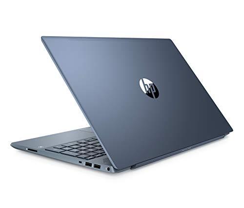 HP Pavilion Laptop HD, Pantalla 15', Procesador AMD Ryzen 5 3500U(2a), 12GB RAM, 1TB+128GB SSD, Azul (15-cw1004la)