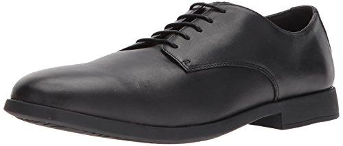 Camper Truman Zapatos de Cordones Derby, Hombre, Schwarz (Black 001), 43 EU