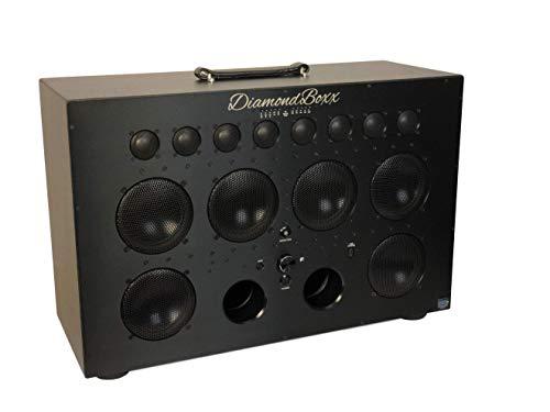 8. DiamondBoxx Model XL Black 231