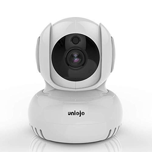 ネットワークカメラ ペット カメラ 1080P 200万画素 高画質 HD ベビーモニター 2.4GHz WiFi 強化 暗視撮影 ...