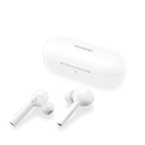 Huawei TWS CM-H1C - Auriculares con Bluetooth, Color Blanco, Talla...