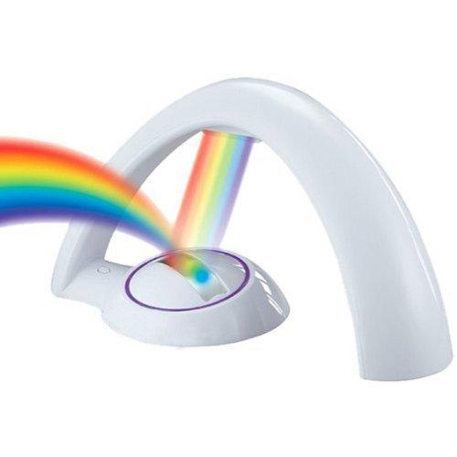 Excerando Arcobaleno proiettore LED Riflessione luminosa - Rainbow in My Room - regalo dei bambini per i bambini