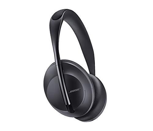 Bose Noise Cancelling Headphones 700– Kabellose Bluetooth-Kopfhörer mit Alexa-Sprachsteuerung, Schwarz