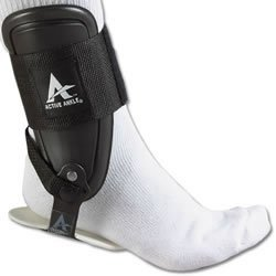 Active Ankle T2 Ankle Brace, Black Ankle Support for Men & Women,...