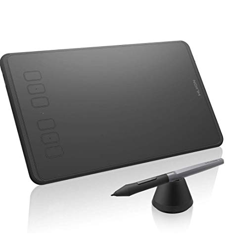 70625 Mesa Digitalizadora Huion Inspiroy Pen Tablet (H640P) Huion, Tablets de design gráfico