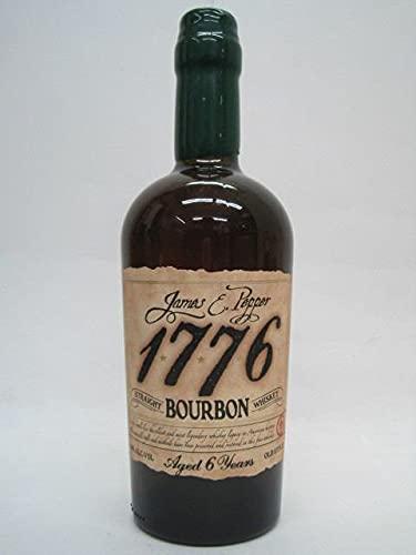 ジェームス E.ペッパー 1776 6年 バーボン 46度 750ml