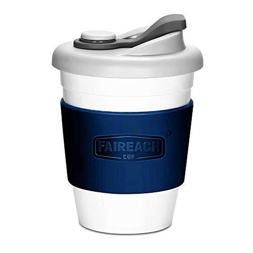 Faireach Tasse à Café Mug Café Écologique Réutilisable, Tasse à Boire...