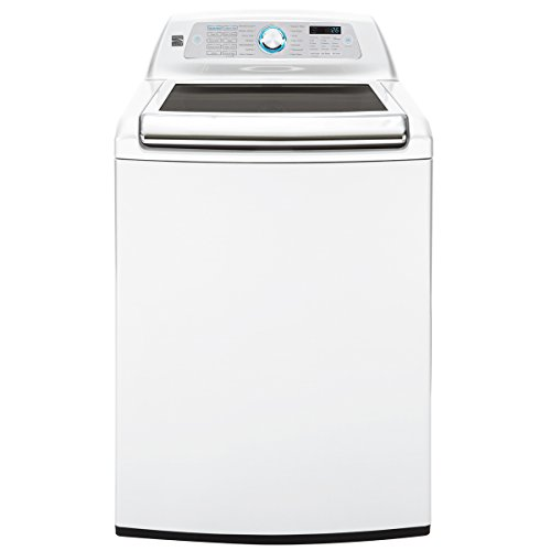 Kenmore Elite 5.2 cu. ft. Top Load Washer in White, includes...