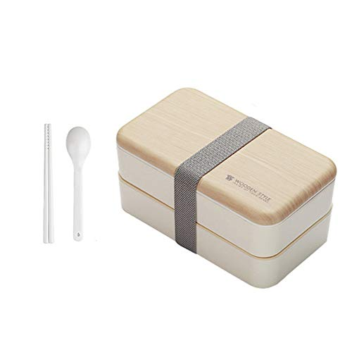 JF Room Lunchbox Bento Box Erwachsene Frischhaltedose Umweltfreundlich Weizenstroh-Brotdosen BPA-frei, mikrowellengeeignet luftdicht auslaufsicher Lunchbox für Arbeit, Schule, Reise